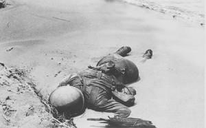 WWII U.S. CASUALTIES BUNA GONA